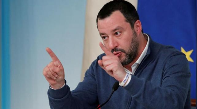 Salviniden Fransaya cevap: Polemiklerle ilgilenmiyoruz