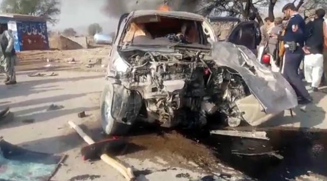 Pakistanda feci kaza: 16 ölü