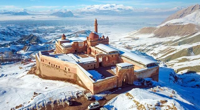 Tarihi İshak Paşa Sarayı 2018i rekorla kapattı
