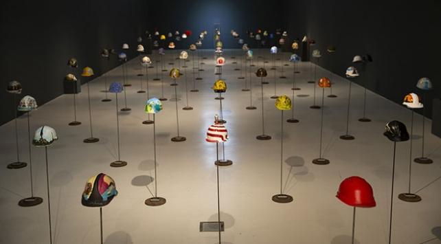 Baretten yola çıkıp 95 sanat eseri yaptılar