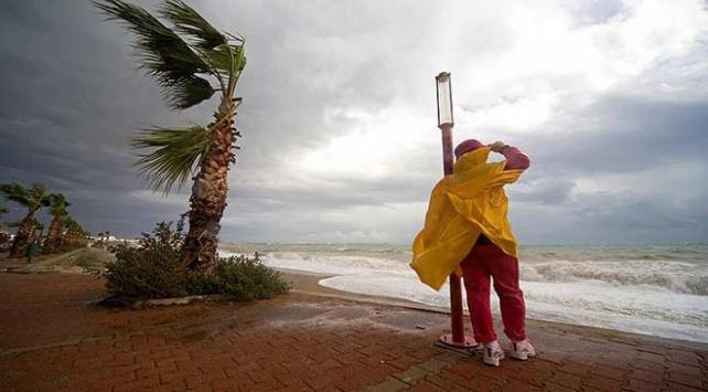 Avustralyadaki fırtına 40 bin ev ve iş yerini elektriksiz bıraktı
