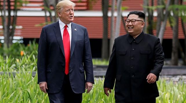 Trump ve Kim 27-28 Şubatta Hanoide bir araya gelecek