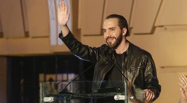 El Salvadorun yeni devlet başkanı Osmanlı torunu Nayip Bukele