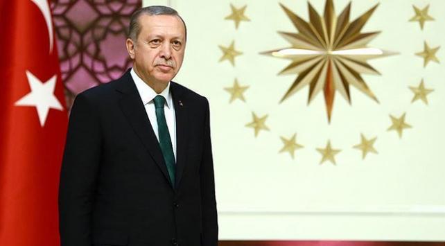 Cumhurbaşkanı Erdoğandan MHPye tebrik mesajı