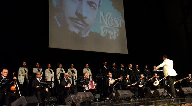 Bursada Neşet Ertaş anısına konser düzenlendi