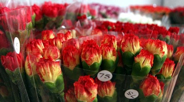 Çiçekçilerin hedefi 85 ülkeye ihracat