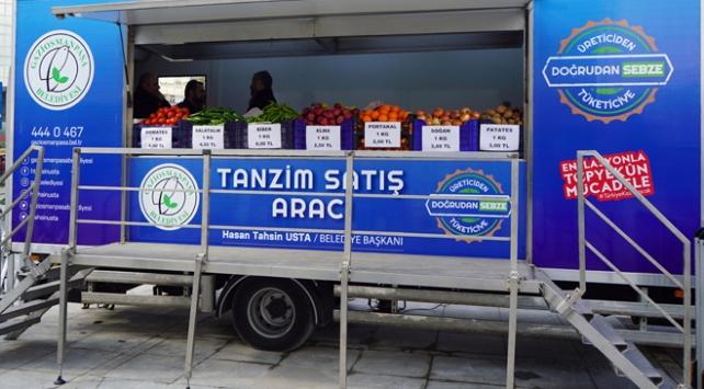 İstanbulda mobil tanzim satışı başladı