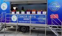 İstanbul'da mobil tanzim satışı başladı