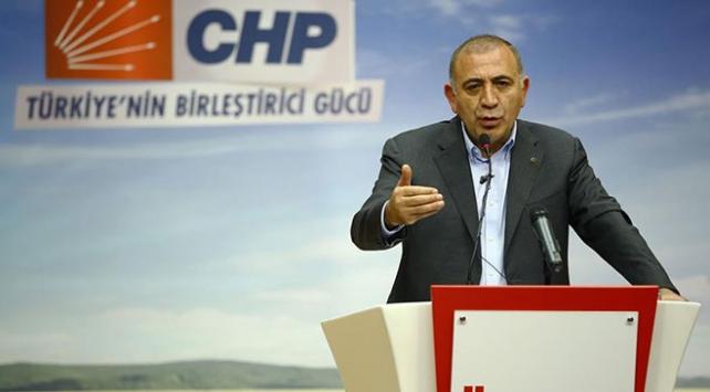 CHPli Tekinden partisine aday belirleme eleştirisi