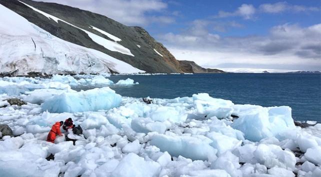 Antarktika kayaçları Mars araştırmalarına ışık tutacak