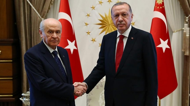 AK Parti ve MHPden Ankarada ortak miting