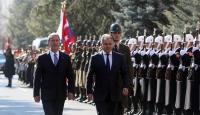 Rusya Savunma Bakanı Türkiye'ye geldi