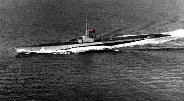 Dumlupınar denizaltısının hikayesi beyaz perdeye aktarılıyor