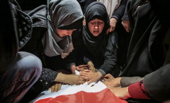 UNICEF, İsrail şiddetini yine açıklama yaparak geçiştirdi