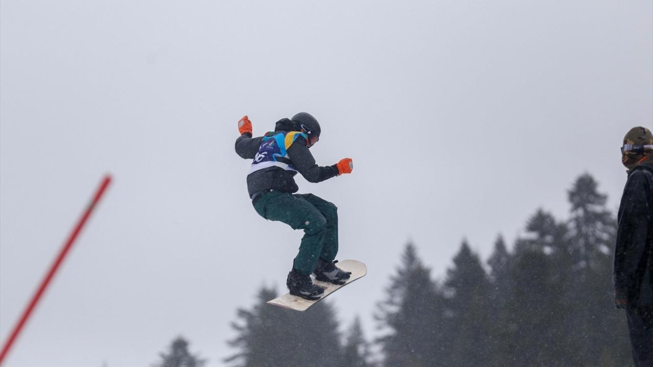 EYOF 2019: Snowboard