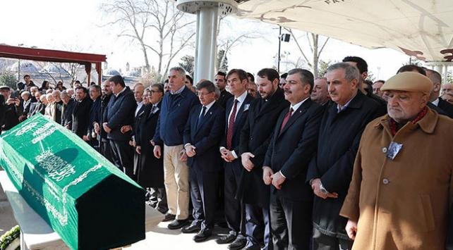 Kalp cerrahı Prof. Dr. Mustafa Öz son yolculuğuna uğurlandı