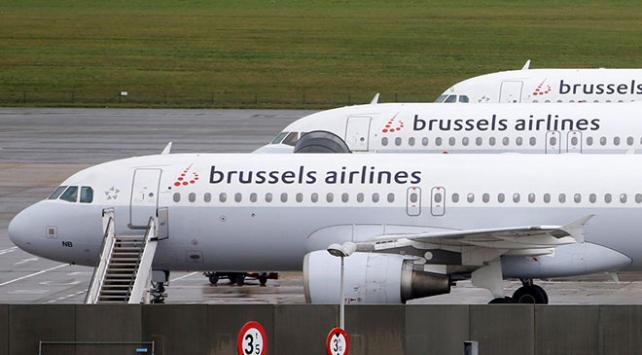 Brüksel Havalimanında 13 milyon euroluk grev