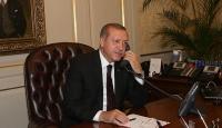 Erdoğan ve Yıldırım'dan Cirit'e tebrik