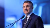 Cumhurbaşkanı Yardımcısı Oktay'dan şehit ailelerine başsağlığı mesajı