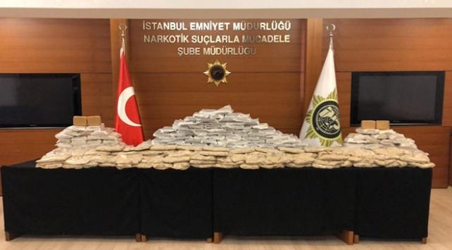 İstanbulda uyuşturucu operasyonu: 2 tutuklama