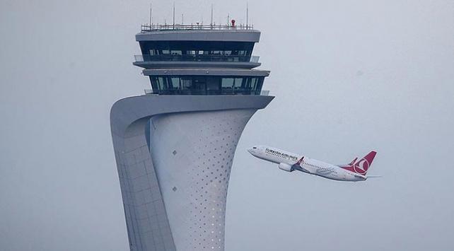 İstanbul Havalimanından 232 bin 818 kişi uçtu