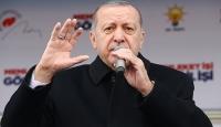 Cumhurbaşkanı Erdoğan: Gıdada terör estirenlere gereken dersi verdik