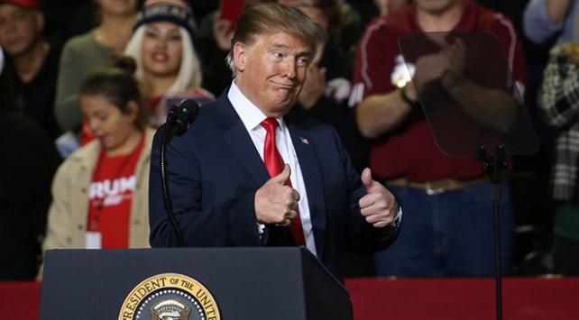 Trump duvarı tekerleğin icadıyla savundu