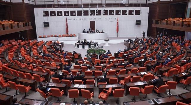 Yeni yargı teklifi Mecliste