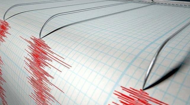 Çankırıda 4,7 büyüklüğünde deprem
