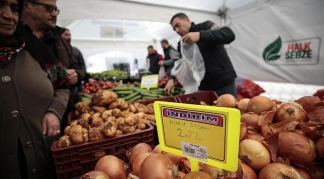 Tanzim satış yerleri çiftçinin ve tüketicinin hakkını koruyacak