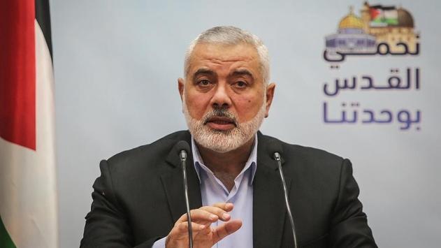Haniye: Filistinli gruplar arasındaki anlaşmazlık sona ermeli