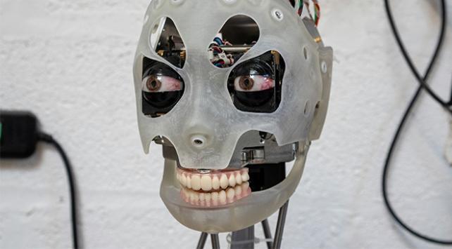Dünyanın ilk sanatçı yapay zekası Ai-da yakında geliyor