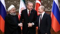 Erdoğan, Putin ve Ruhani Suriye zirvesinin dördüncüsünde buluşuyor