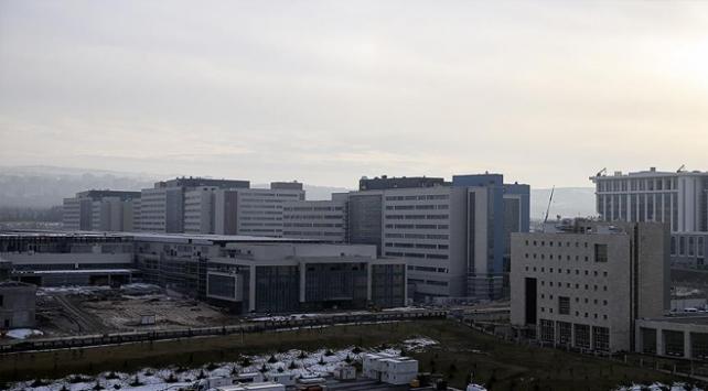 Bilkent Şehir Hastanesinde hasta kabulüne başlandı