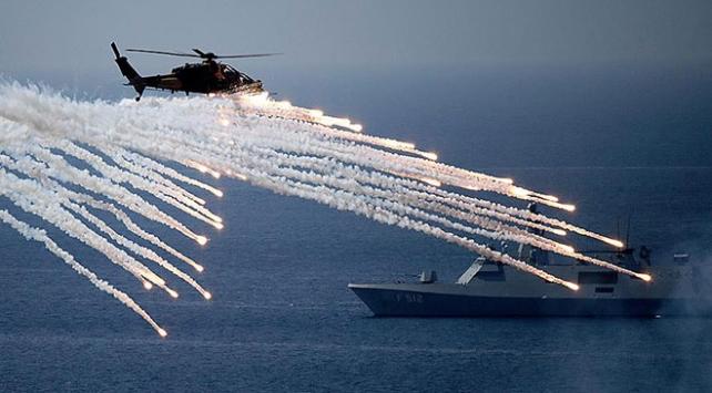 TSK, Cumhuriyet tarihinin en büyük deniz tatbikatına hazırlanıyor