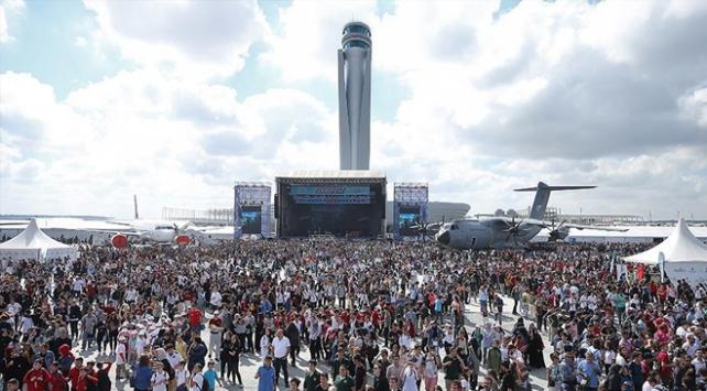 TEKNOFESTin ikincisi Atatürk Havalimanında düzenlenecek