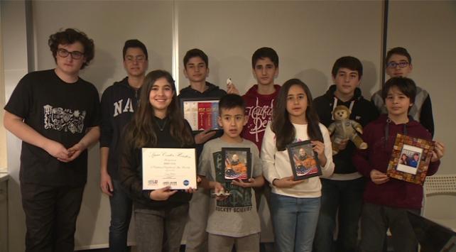 NASAda eğitim alan Türk öğrenciler uzay istasyonu tasarladı