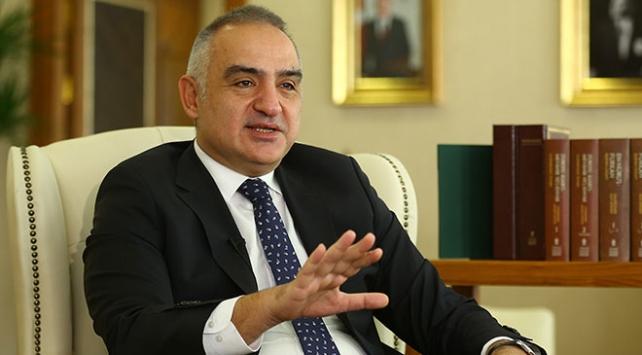Bakan Ersoy, Dünya Radyo Gününü kutladı