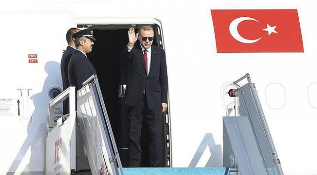 Cumhurbaşkanı Erdoğan Soçiye gidecek