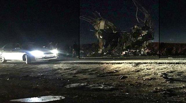 İranda intihar saldırısı: 27 ölü