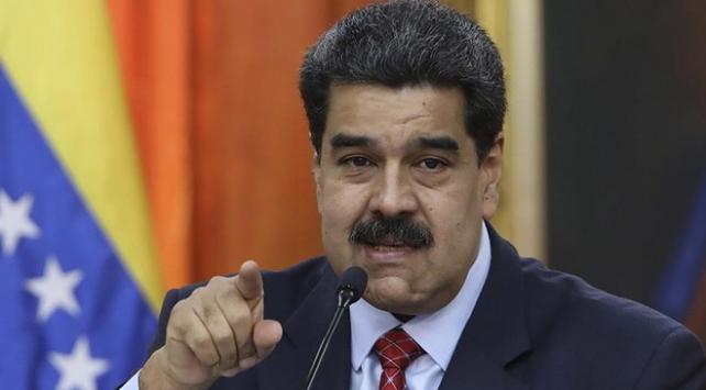 Maduro: Guaido mahkemelerde hesap verecek