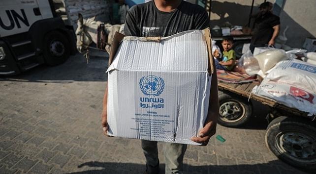 UNRWAya yardımlar arttı