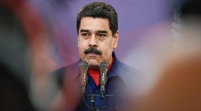 Maduro, Trump'ın tehditlerine karşı dünyadan destek istedi