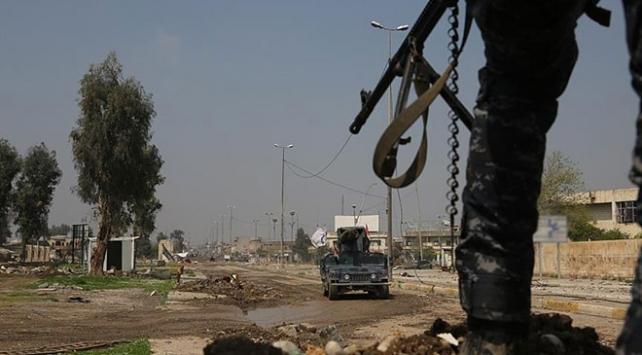 Irak'ta DEAŞ'a yönelik operasyonlar sürüyor