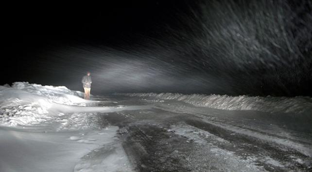 Ardahan'da gece sıcaklığı eksi 22 dereceye kadar düştü