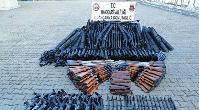 Hakkari'de teröristlerin finans kaynağına ağır darbe