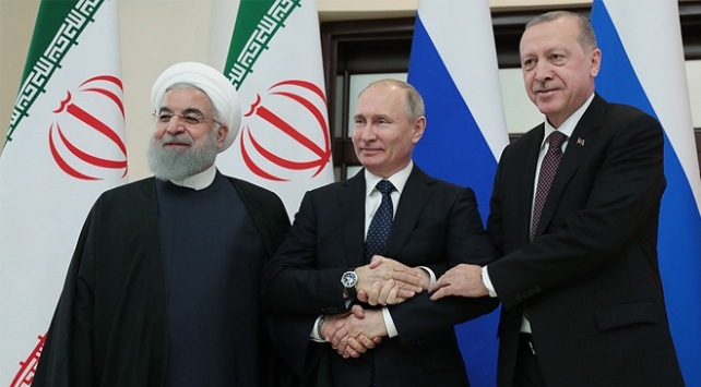 Suriye konulu Üçlü Zirve sona erdi