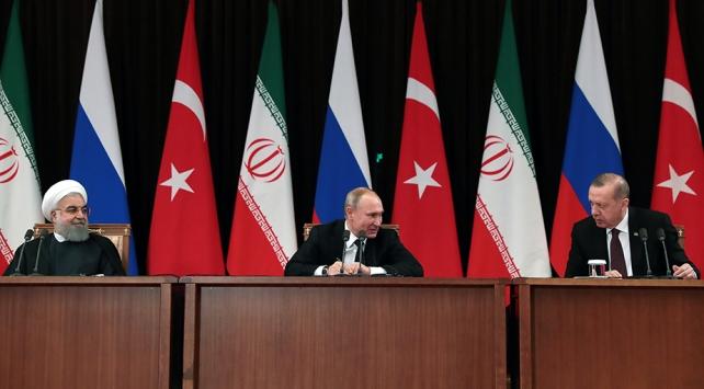 Cumhurbaşkanı Erdoğan: Suriyede çözüm umudu hiç bu kadar filizlenmedi