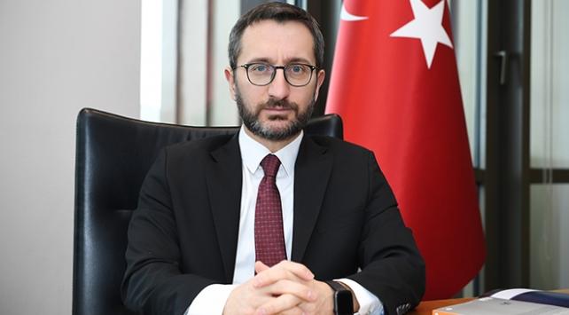 Fahrettin Altun: Türkiye, Suriye krizinin çözümüne katkı sunmaya devam edecek