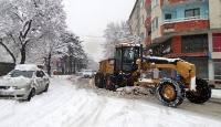 Kar ve tipi 598 yola ulaşımı engelledi